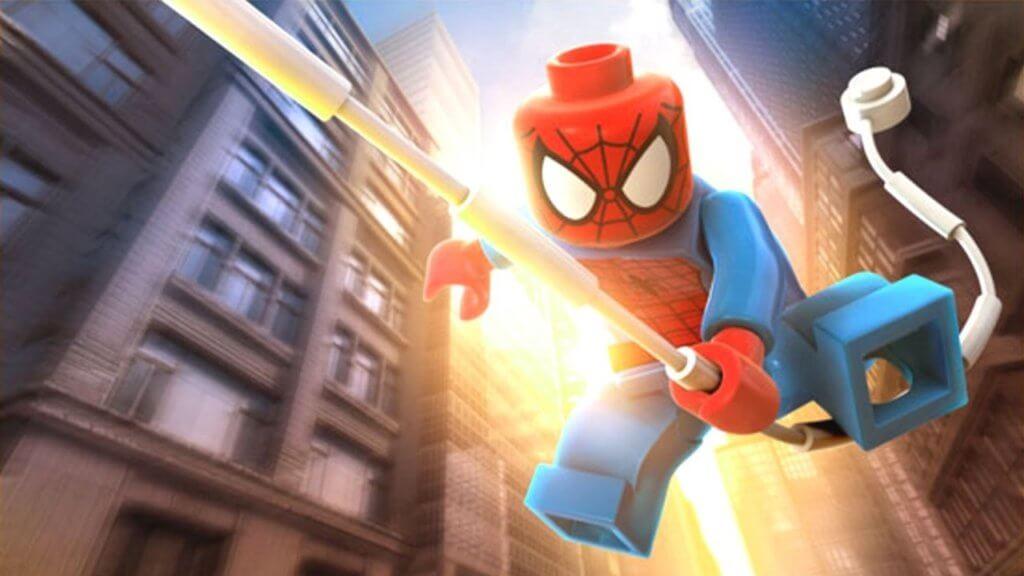 LEGO Marvel Super Heroes 2 - YouTube