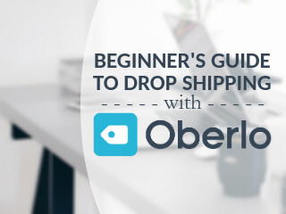 oberlo beginners drop shipping guide